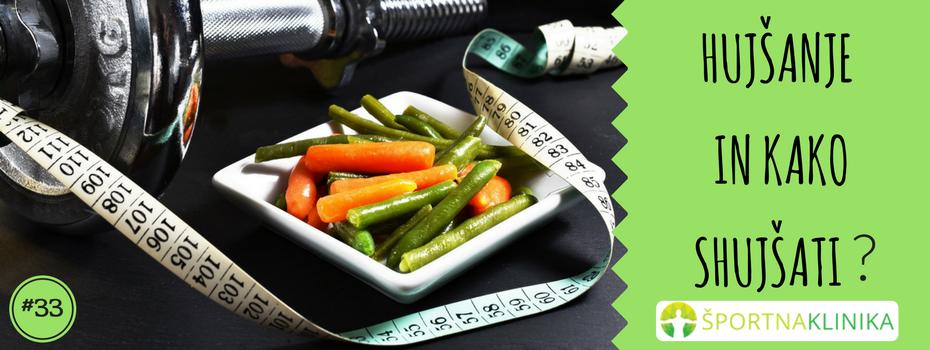 Hujšanje in kako shujšati