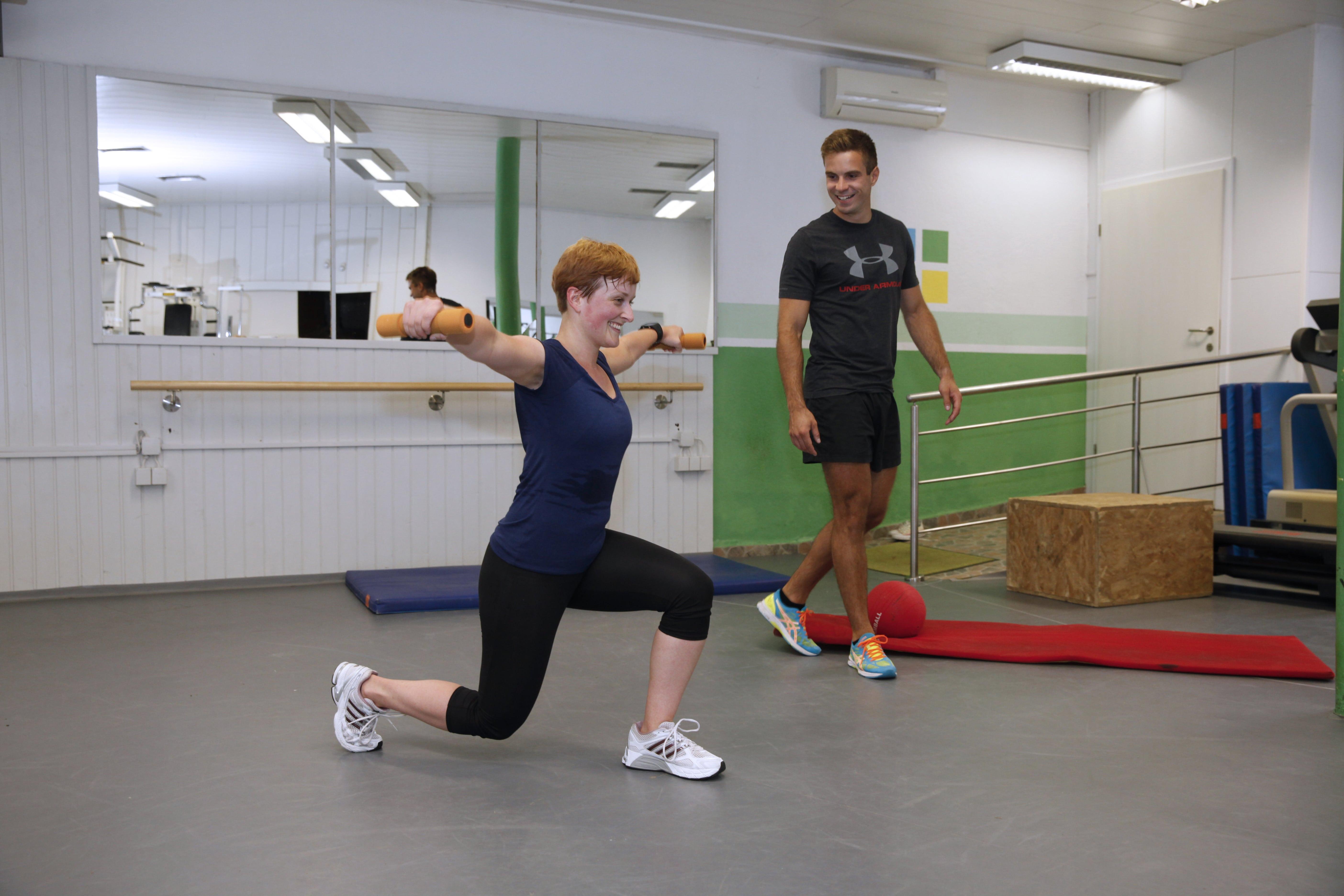 Prvi trening in kineziološka analiza